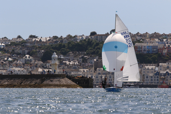 Larks at Brixham